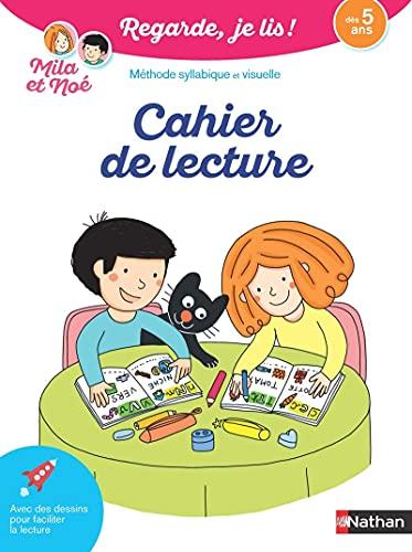 9782091894997: Cahier de Lecture - Méthode syllabique et visuelle - dès 5 ans