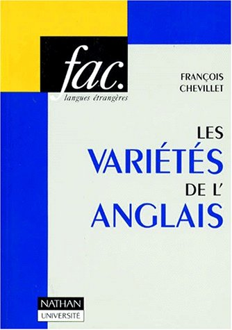9782091900186: Les variétés de l'anglais