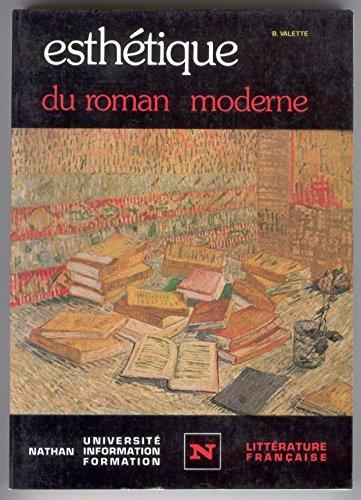 9782091900308 Esthetique Du Roman Moderne Le Roman En