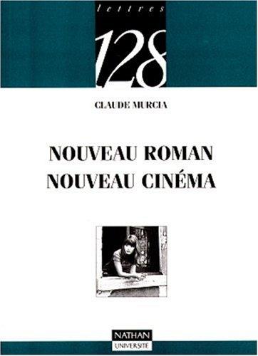 9782091903293: Nouveau roman - Nouveau cinéma