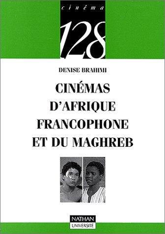 9782091903637: Cinémas d'Afrique francophone et du Maghreb