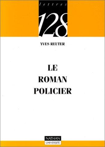 9782091903736: Le roman policier