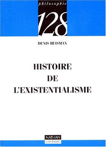 9782091903941: Histoire de l'existentialisme