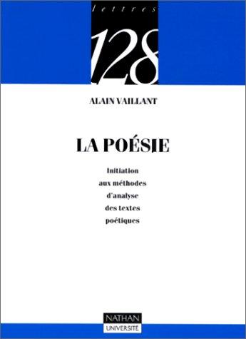 9782091905631: La Poesie (French Edition)