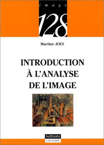 9782091906348: Introduction à l'analyse de l'image