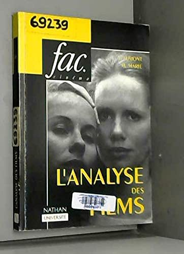 L'analyse des films: Jacques Aumont, Michel