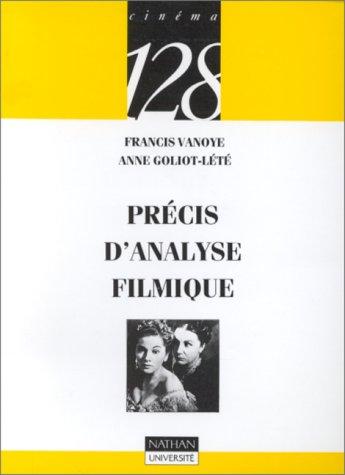 9782091907727: Précis d'analyse filmique