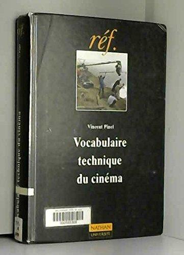 9782091907741: Vocabulaire technique cinéma