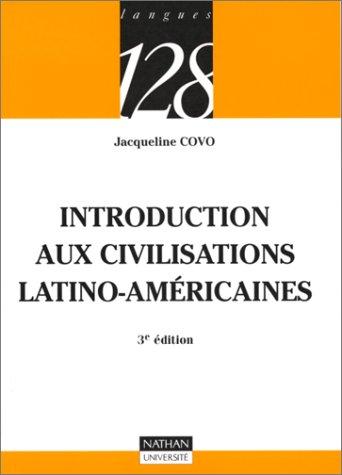 9782091908595: Introduction aux civilisations latino-américaines