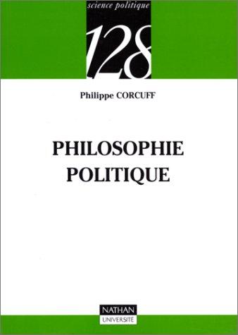 9782091910147: Philosophie politique