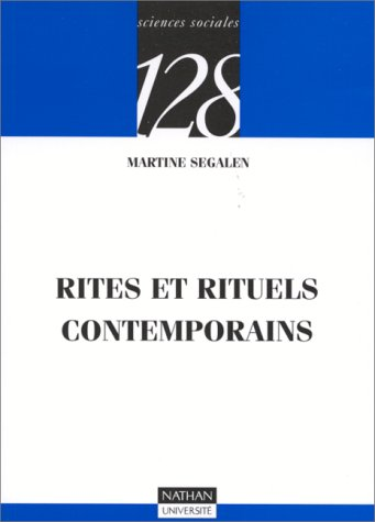 9782091910260: Rites et rituels contemporains (128)
