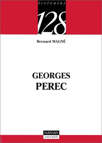 9782091910512: Georges Perec
