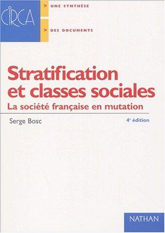 9782091911793: Stratification et transformations sociales : la société française en mutation