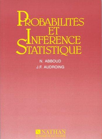 9782091916576: Probabilités et inférence statistique