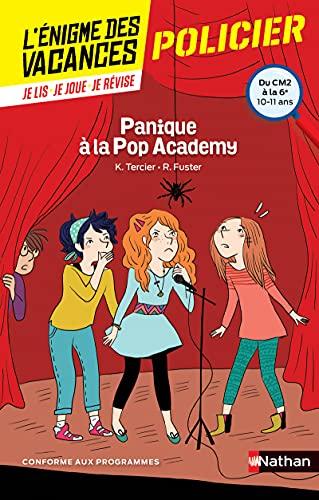 9782091931500: L'énigme des vacances - Panique à la Pop Academy - Un roman-jeu pour réviser les principales notions du programme - CM2 vers 6e - 10/11 ans