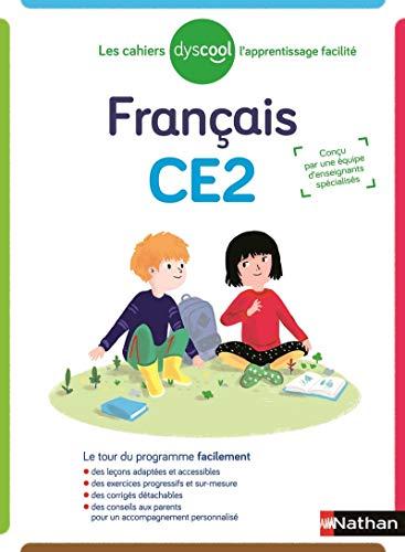 9782091933665: Dyscool - Cahier de Français CE2 - Adapté aux enfants dys ou en difficulté