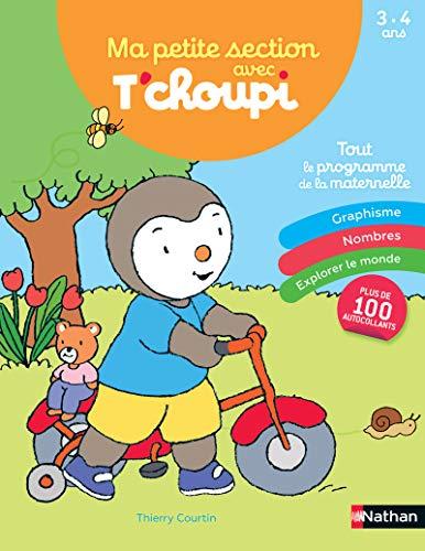 9782091933764: Ma petite section avec T'choupi - maternelle 3/4 ans