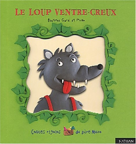 9782092019474: Le Loup Ventre-Creux
