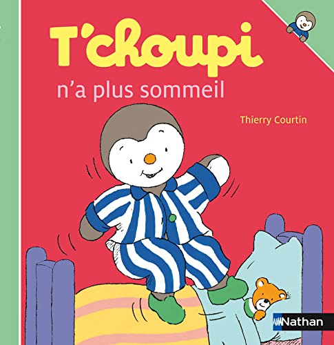 9782092020210: T'choupi n'a plus sommeil