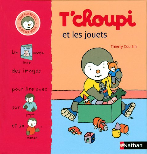 9782092022962: T'choupi et les jouets (French Edition)
