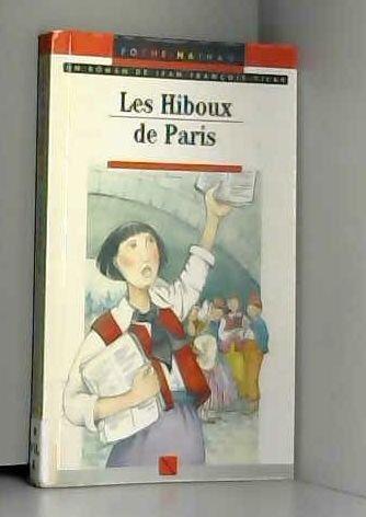 9782092041284: Les Hiboux de Paris