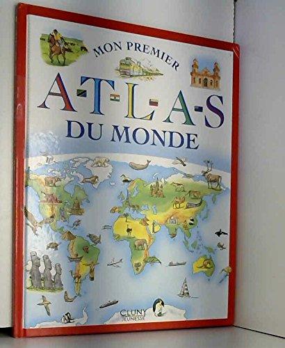 9782092064764: Maxi-mon premier atlas monde