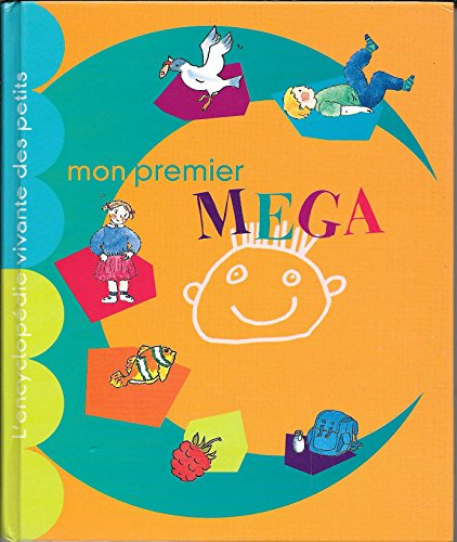 9782092087480: Fl-mon premier mega junior (Méga)