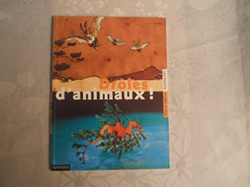 9782092090367: Drole d'animaux