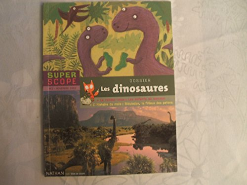 9782092091050: Les dinosaures