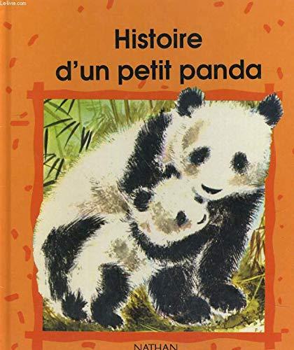 9782092104606: Histoire d un petit panda