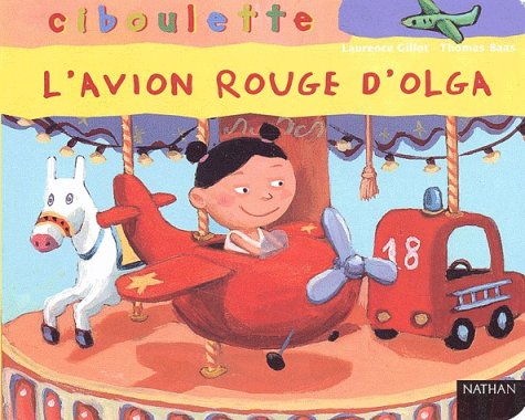 9782092109472: L'Avion rouge d'Olga