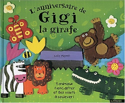 9782092112304: L'anniversaire de Gigi la girafe