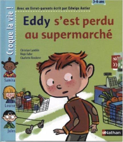 9782092114247: Eddy s'est perdu