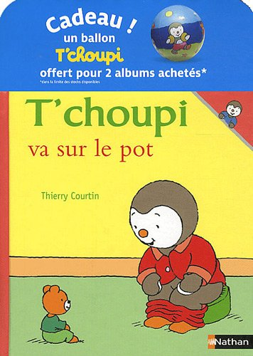 9782092119150: T'choupi va sur le pot T'choupi fair du poney - Pack 9