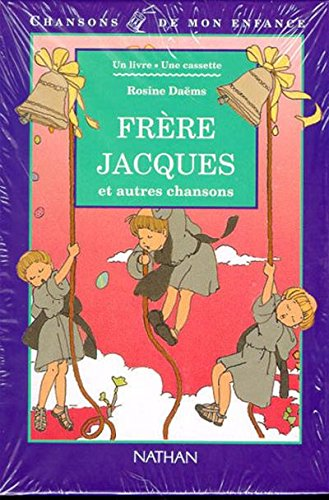 9782092303658: Frere Jacques (English and French Edition)