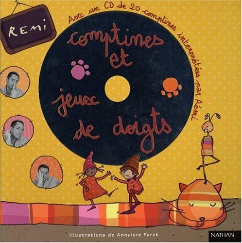 9782092304792: Comptines et Jeux de doigts (avec CD)