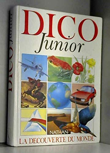 9782092402597: Dictionnaire junior