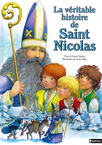 9782092403068: La véritable histoire de saint Nicolas (Religieux)