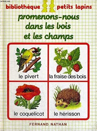 9782092500293: Promenons nous bois cham