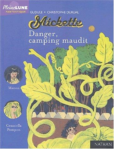 9782092501177: Danger : Camping maudit !