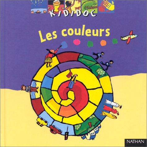 9782092503102: Kididoc: Les Couleurs (French Edition)