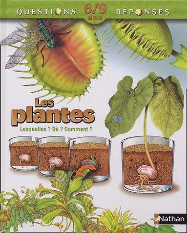 9782092505816: Les plantes