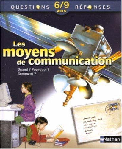 9782092505823: Les moyens de communication
