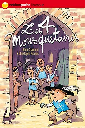 9782092508398: Les quatre mousquetaires (French Edition)
