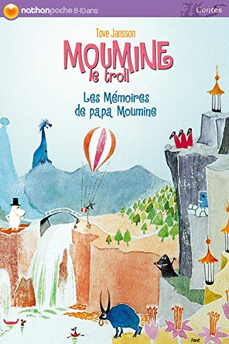 9782092508480: Moumine le troll, Tome 3 : Les M�moires de papa Moumine