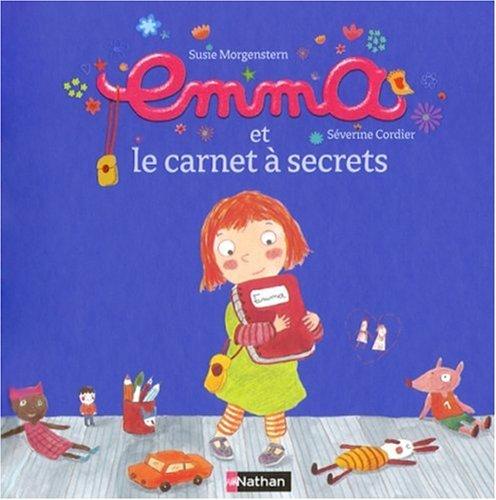 9782092511114: Emma, Tome 1 : Emma et le carnet � secrets