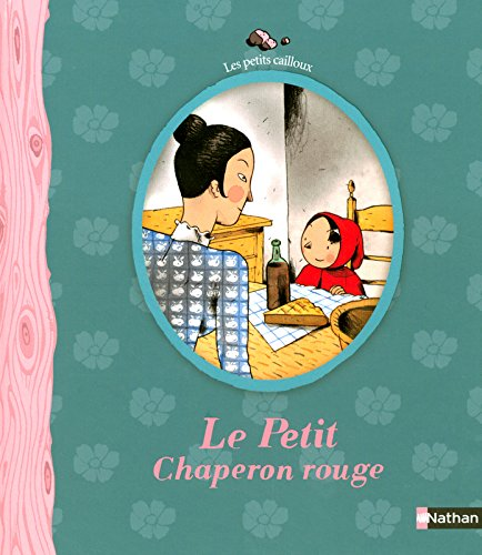 9782092511497: Le petit chaperon rouge / Little Red Riding Hood (Les Petits Cailloux) (French Edition)