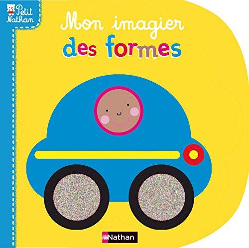 9782092512388: Mon tout premier livre des formes (French Edition)