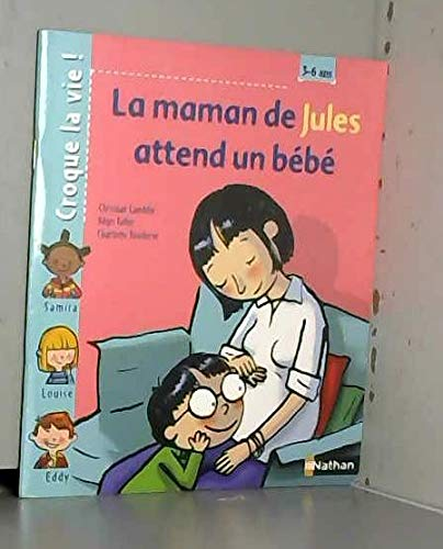 9782092514658: La maman de Jules attend un bébé