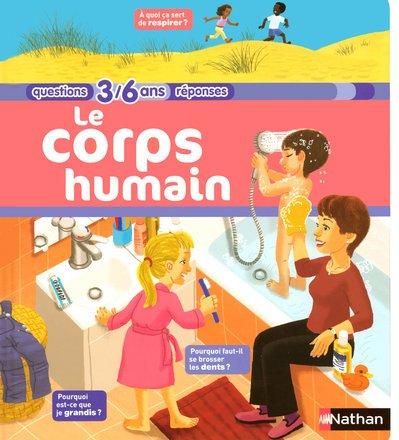 9782092517949: 3-LE CORPS HUMAIN 3/6 ANS